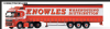 CORGI CC14034 Volvo FH (FL) C/Side - Knowles Transport **LAST ONE **